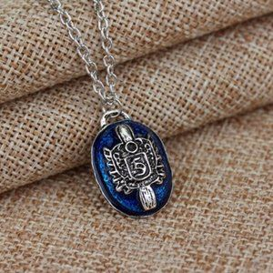 The Vampire Diaries Stefan Salvatore Necklace New